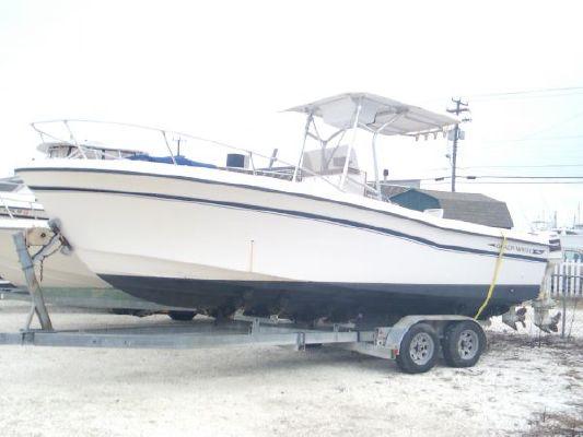 Grady White 249 Fisherman Center Console 1987 Fishing Boats for Sale Grady White Boats for Sale