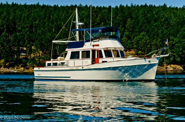 Boats for Sale & Yachts Grand Banks Classic Galley Down 1987 Grand Banks Yachts