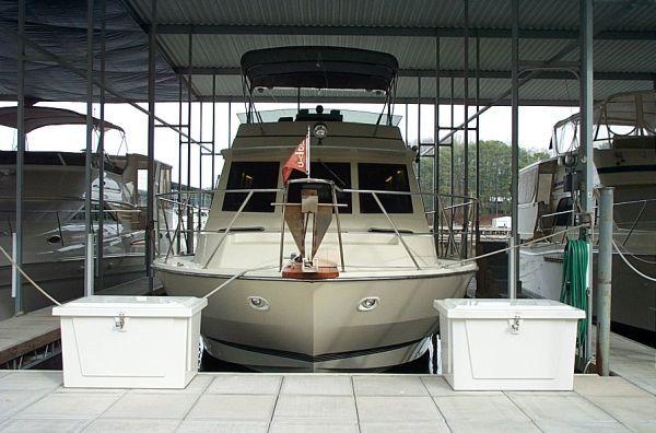 Boats for Sale & Yachts Harbor Master 520 Coastal 1987 Egg Harbor Boats for Sale