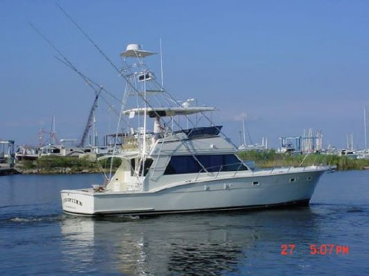 Boats for Sale & Yachts Hatteras 52 Convertible 1987 Hatteras Boats for Sale