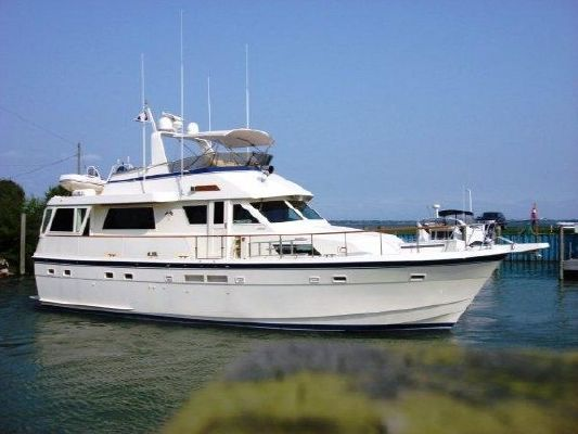 1987 hatteras 54 motor yacht boats yachts for sale for Hatteras motor yacht for sale