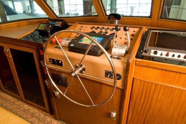 Hatteras CMY 1987 Hatteras Boats for Sale