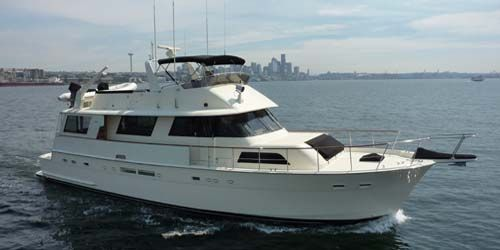 Boats for Sale & Yachts Hatteras CPMY 1987 Hatteras Boats for Sale