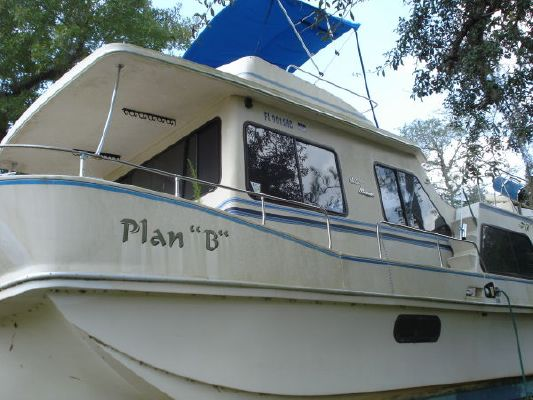 1987 holiday mansion aft cabin coastal baracuda  1 1987 Holiday Mansion AFT CABIN COASTAL BARACUDA