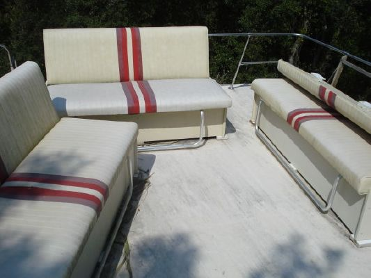 1987 holiday mansion aft cabin coastal baracuda  13 1987 Holiday Mansion AFT CABIN COASTAL BARACUDA