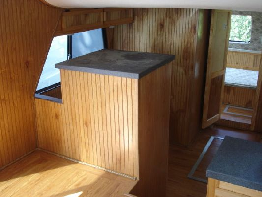 1987 holiday mansion aft cabin coastal baracuda  3 1987 Holiday Mansion AFT CABIN COASTAL BARACUDA