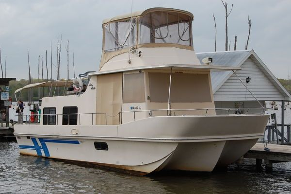 Holiday Mansion Barracuda Boat Specs & Price 1987 All Boats