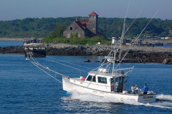 Downeast Boat Plans For Sale