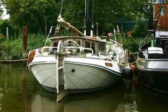 Hoogaars biggest ever built / NEW SHARP ASKING 1987 All Boats