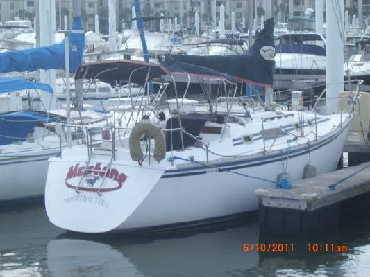 1987 hunter 31 sloop  12 1987 Hunter 31 SLOOP