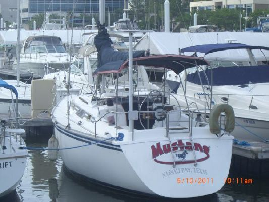 1987 hunter 31 sloop  15 1987 Hunter 31 SLOOP