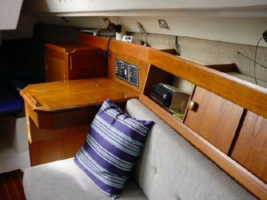 1987 hunter 31 sloop  8 1987 Hunter 31 SLOOP