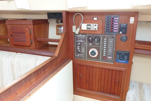 1987 island packet 31 centerboard sloop updated  13 1987 Island Packet 31 Centerboard Sloop, updated