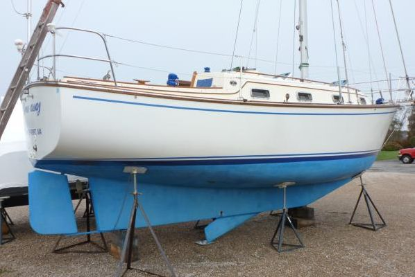 1987 island packet 31 centerboard sloop updated  20 1987 Island Packet 31 Centerboard Sloop, updated