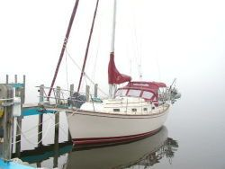 Island Packet Cutter 1987 Sailboats for Sale