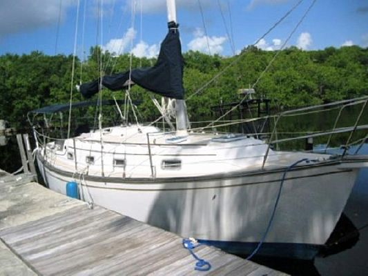 1987 island packet sailboat  1 1987 Island Packet SAILBOAT