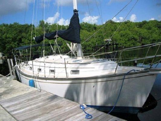 1987 island packet sailboat  1 1987 Island Packet SAILBOAT