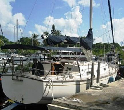 1987 island packet sailboat  3 1987 Island Packet SAILBOAT