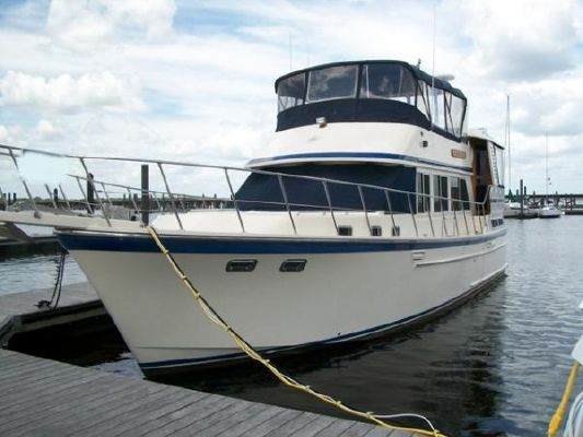 Boats for Sale & Yachts Jefferson 46 Sundeck 1987 All Boats
