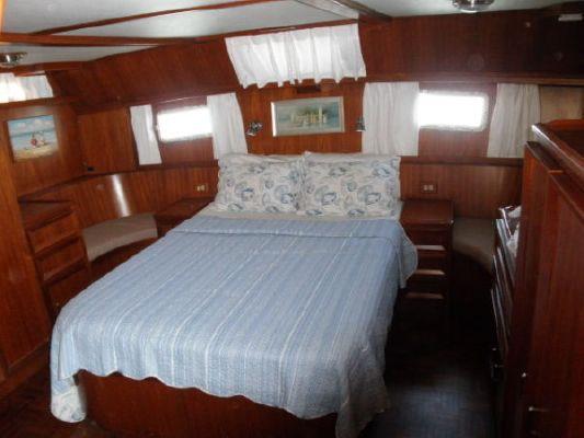 Jefferson Trawler 1987 Trawler Boats for Sale