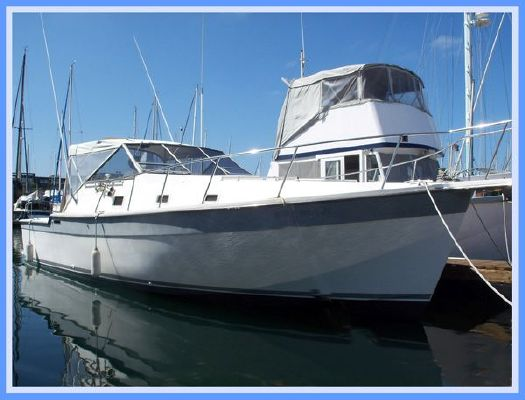 Luhrs Alura 1987 All Boats