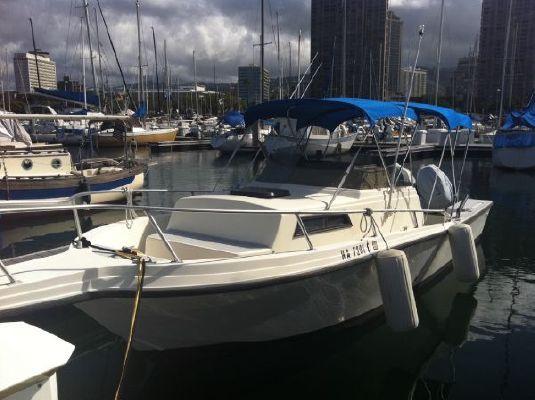 Boats for Sale & Yachts Mako 230 Walk 1987 Mako Boats for Sale