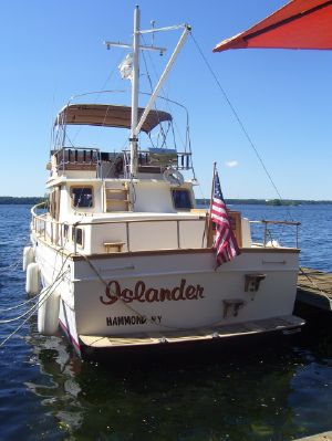 Marine Trader Double Cabin 1987 All Boats