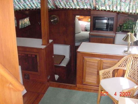 Nautiquest Cockpit Motor Yacht 1987 All Boats