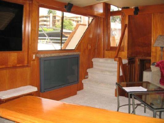 Ocean Alexander Aft Cabin Motoryacht 1987 Aft Cabin Motor Boats Ocean Alexander Boats