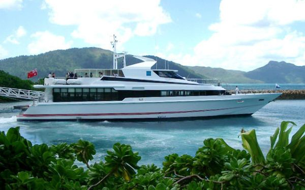 Oceanfast Luxury Ferry 1987 All Boats