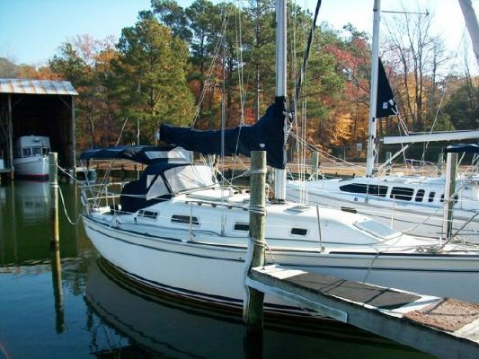 Pearson Wing Keel 1987 Sailboats for Sale