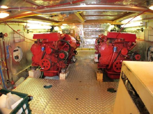 Boats for Sale & Yachts Ponderosa 42 Aft Cabin Motor Yacht 1987 Aft Cabin All Boats