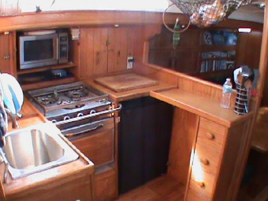Reliance Cutter Ketch 1987 Ketch Boats for Sale