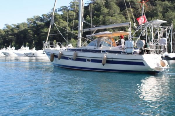 Schoechl Sunbeam 36S C. C. 1987 Sailboats for Sale