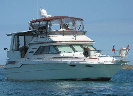 1987 sea ray 410 aft cabin motor yacht boats yachts for sale for Sea ray motor yacht for sale
