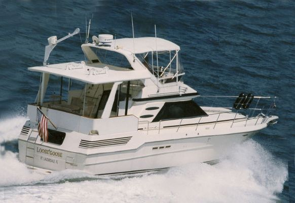 1987 sea ray 410 aft cabin motor yacht w cat diesels for Sea ray motor yacht for sale