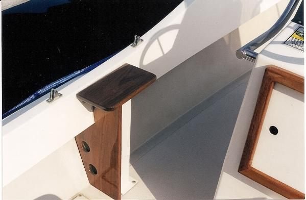 1987 shamrock conwalk center console cuddy cabin  7 1987 Shamrock Conwalk center console/cuddy cabin