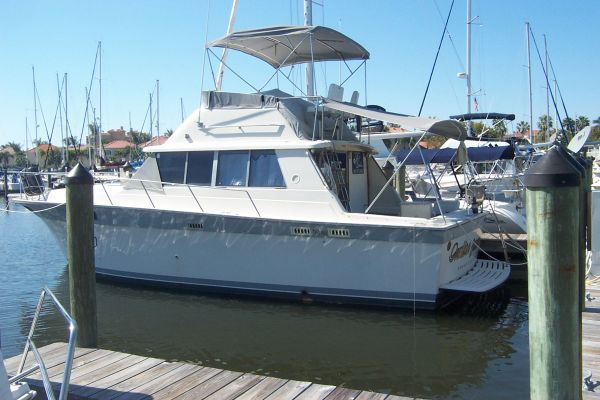 1987 Silverton 37 Convertible Boats Yachts For Sale