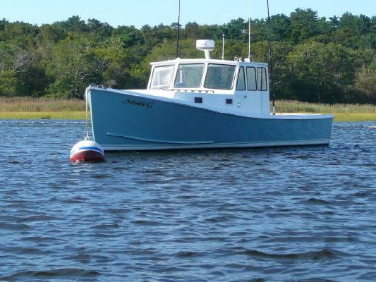 South Shore Calvin Beale Design 30' Downeaster 1987 All Boats Downeast Boats for Sale