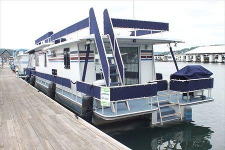 1987 sumerset houseboat 6 1987 Sumerset Houseboat