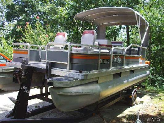 Tracker Bass Buggy Trailer & Mercury 50 1987 Bass Boats for Sale