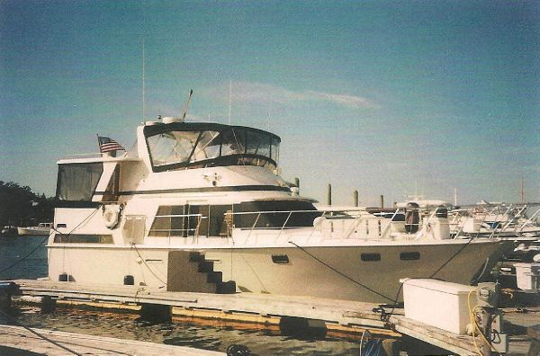 Tradewinds 43 Motoryacht 1987 All Boats