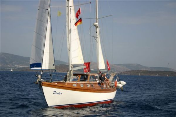 Turkei Ketch Sailing Ketch 1987 Ketch Boats for Sale