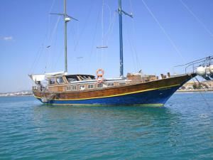 Turkish Gulet 20M 1987 Ketch Boats for Sale