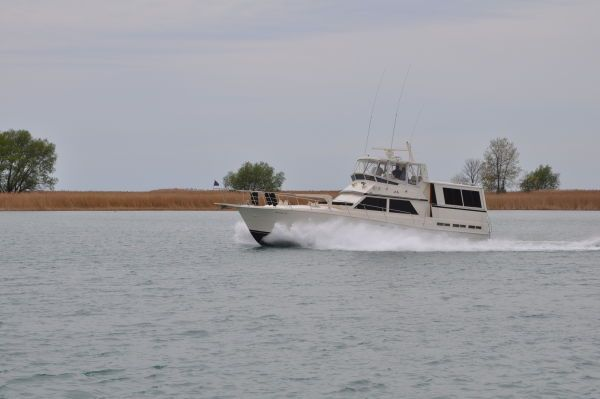 1987 viking 48 motor yacht  1 1987 Viking 48 MOTOR YACHT