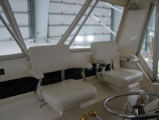1987 viking 48 motor yacht  12 1987 Viking 48 MOTOR YACHT