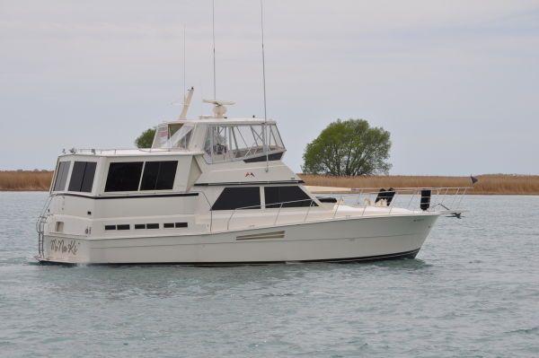 1987 viking 48 motor yacht  40 1987 Viking 48 MOTOR YACHT