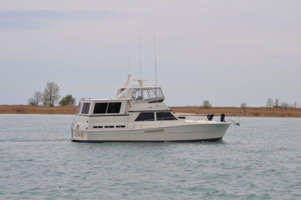 1987 viking 48 motor yacht  41 1987 Viking 48 MOTOR YACHT
