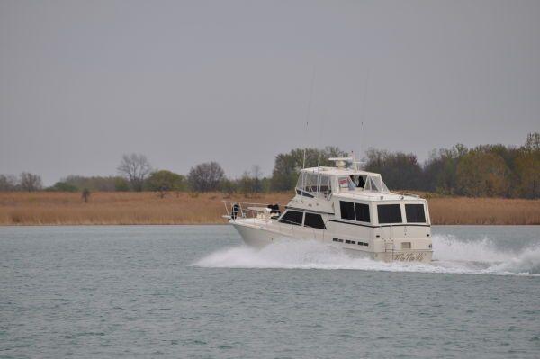 1987 viking 48 motor yacht  42 1987 Viking 48 MOTOR YACHT