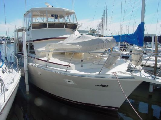 1987 Viking Yachts 44 Motor Yacht Boats Yachts For Sale